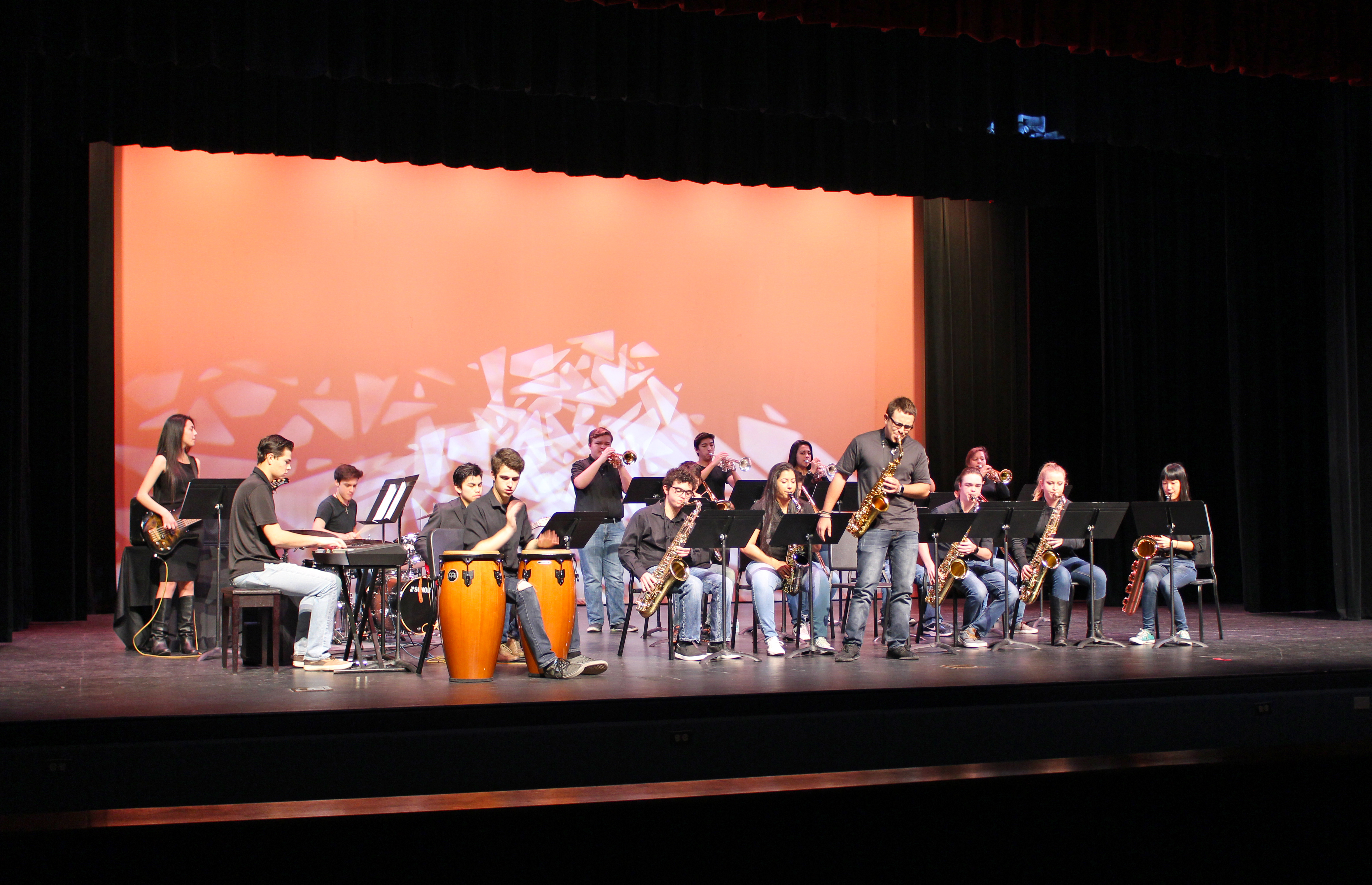 COLORado's and Ovations at Onate High School