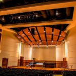 Theatrical Lighting at USC's Newman Hall