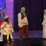 CHAUVET Professional theatrical lighting applications for 'Shrek'