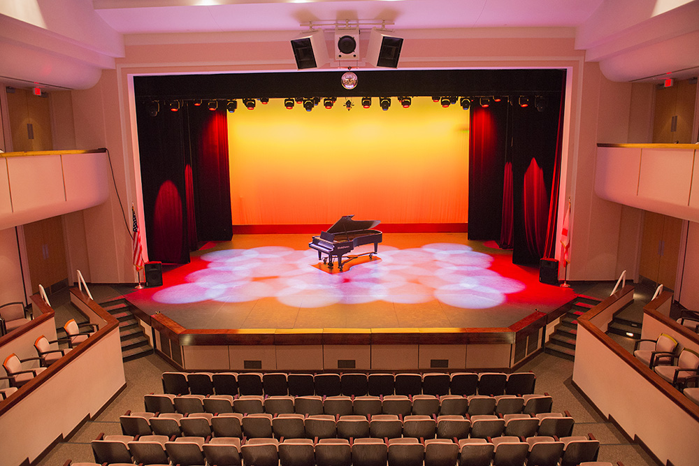 Sunrise Theatre Updates With CHAUVET Professional