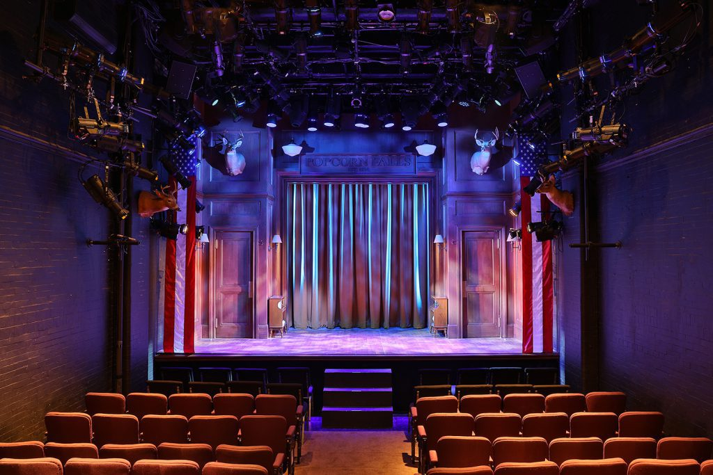 CHAUVET Professional Establishes Demo/Education Center At The Davenport Theatre