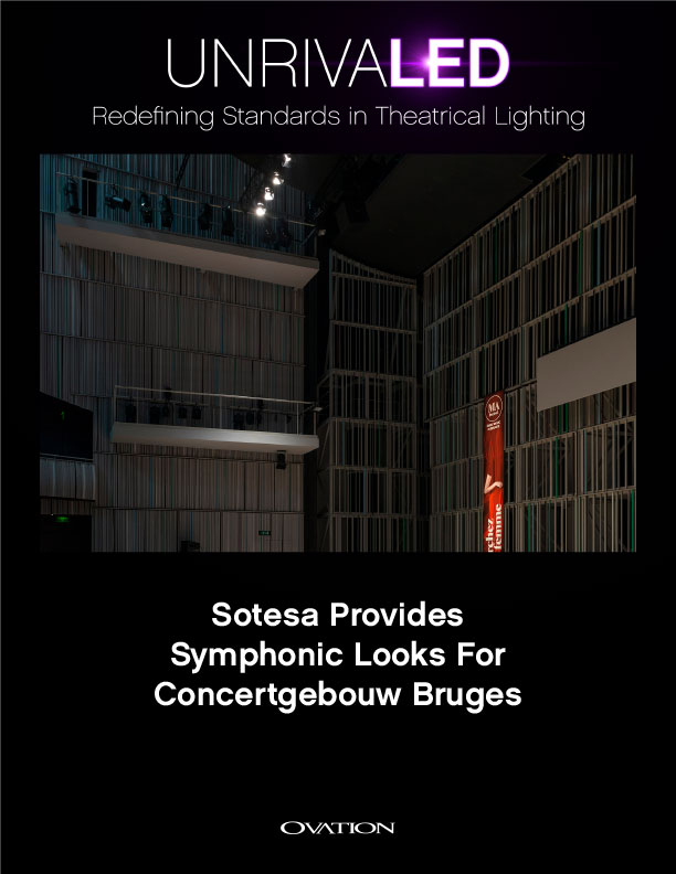 Product Support for Theatrical Lighting | Chauvet Theatre